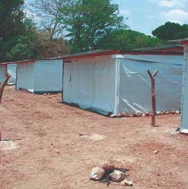 Emergency aid and Construction of shelters for over 1,000 vi ... Image 9