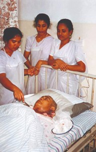 Support of the Shanti Avedna Hospice Image 6