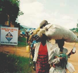 Support for returnees, reconstruction of schools, education, ... Image 12