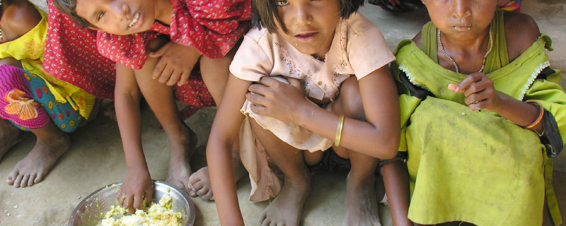 Children's home in Sakraili, Bihar Image 1