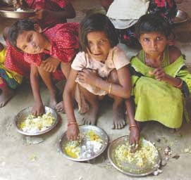 Children's home in Sakraili, Bihar Image 3